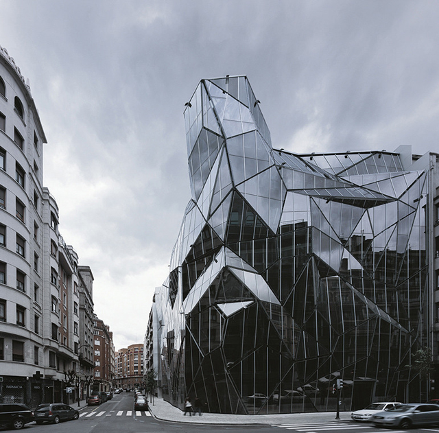 Basque Sağlık Departmanı Merkez Binası / Coll-Barreu Arquitectos