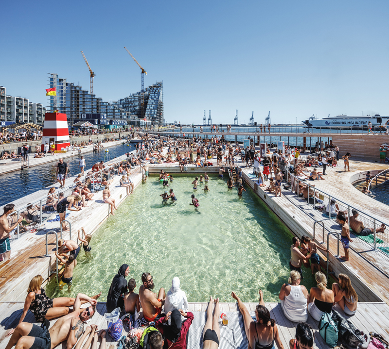 Aarhus Liman Banyosu / BIG - Bjarke Ingels Group