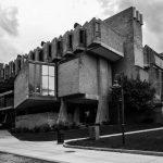 Goddard Kütüphanesi / John M. Johansen