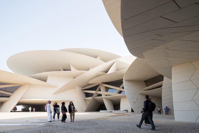 Katar Ulusal Müzesi / Ateliers Jean Nouvel