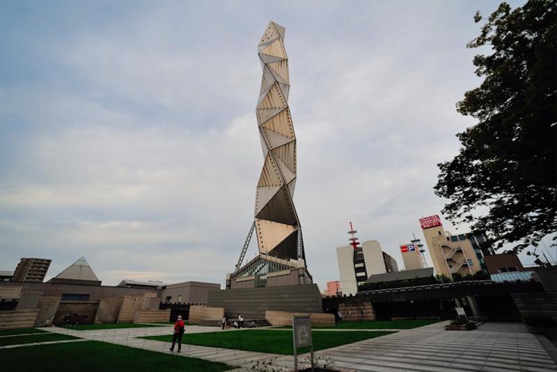 Mito Sanat Kulesi / Atara Isozaki