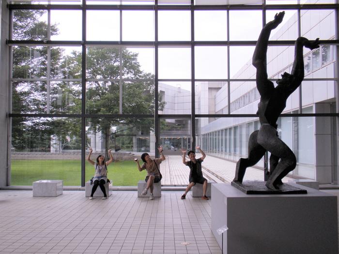 Gunma Modern Sanat Müzesi / Arata Isozaki