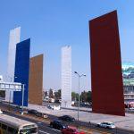 Torres de Satelite / Luis Barragan, Mathias Goeritz