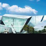 Denver Sanat Müzesi / Studio Libeskind görünüşl