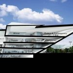 Denver Sanat Müzesi / Studio Libeskind kesit