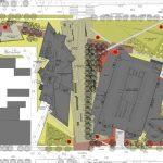 Denver Sanat Müzesi / Studio Libeskind vaziyet planı