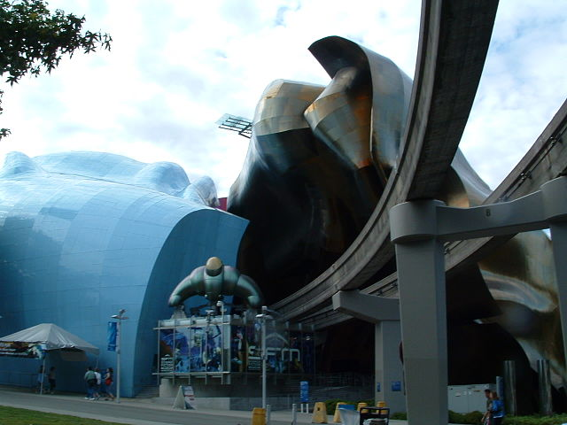MoPOP (Experience Museum Project) - Frank Gehry