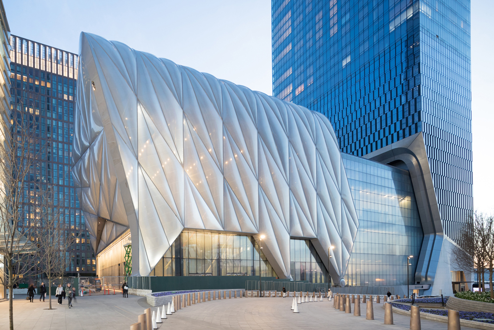 The Shed / Diller Scofidio + Renfro
