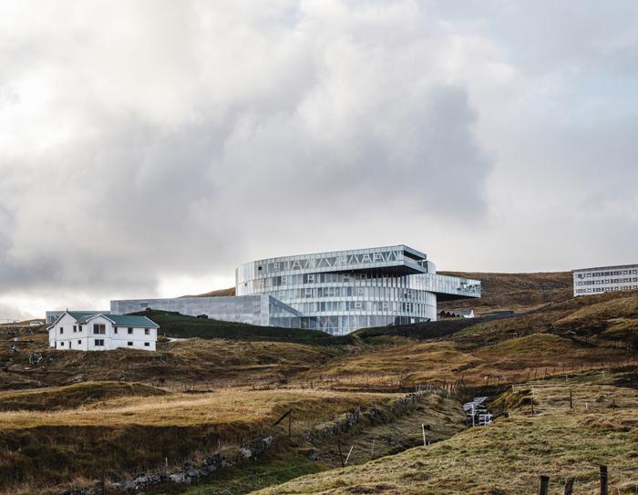 Glasir Tórshavn Koleji / BIG