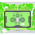 Kaliforniya Bilim Akademisi Müzesi / Renzo Piano + Stantec Architecture plan