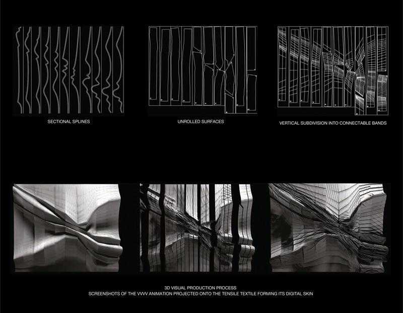 Augmented Structures / Alper Derinbogaz, Refik Anadol