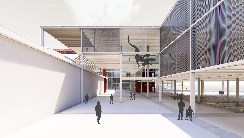 Kuruçeşme Art Center / Çağla Kaplan + Muhammet Ali Atmaca