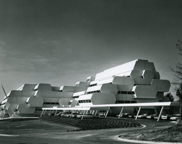 Burroughs Wellcome / Paul Rudolph