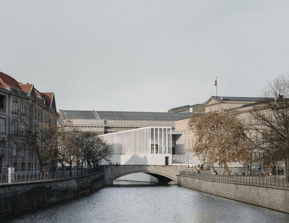 James-Simon-Galerie / David Chipperfield