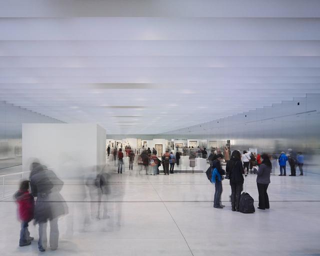 Louvre Lens / SANAA