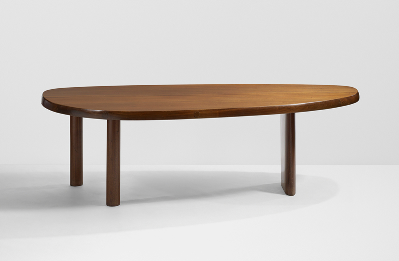 Table En Forme Libre / Charlotte Perriand