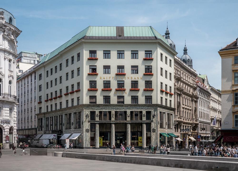 Looshaus / Adolf Loos