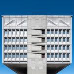Pirelli Tire Building / Marcel Breuer
