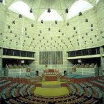 Bangladeş Ulusal Meclis Binası / Louis Kahn