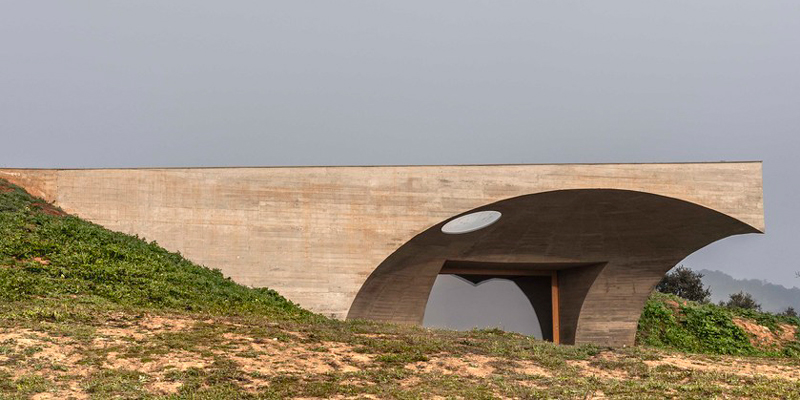 House in Monsaraz / Aires Mateus