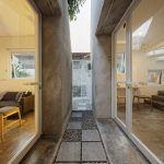 The Twins House / DELUTION