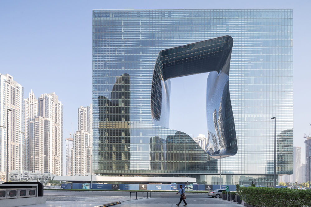 Opus / Zaha Hadid Architects