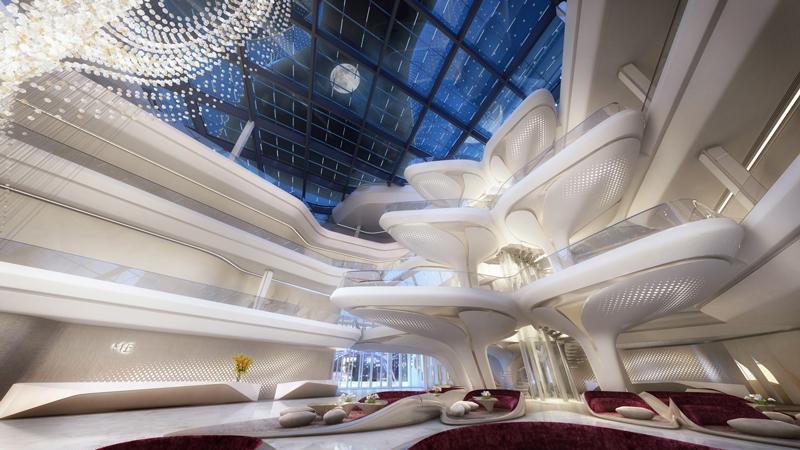 Opus / Zaha Hadid Architects
