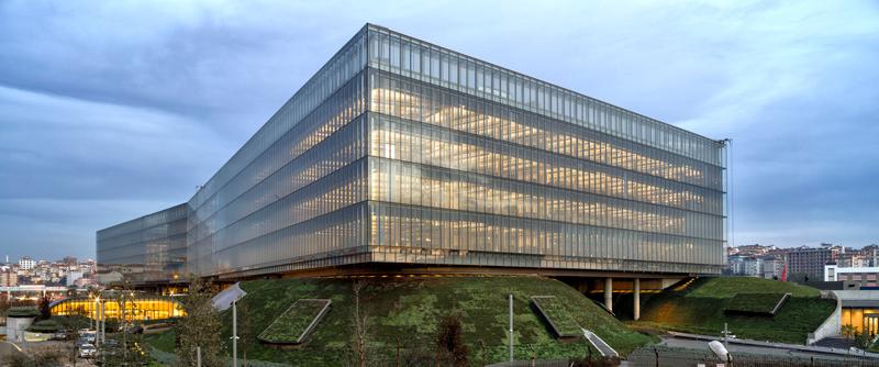 Garanti BBVA Teknoloji Kampüsü / ERA Architects