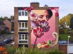 Tulpenmanie, Gaia. 2017, Heerlen, Hollanda