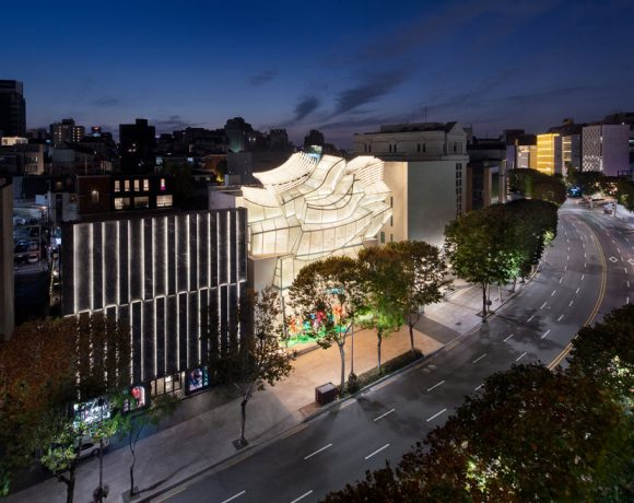Louis Vuitton Maison Seoul / Frank Gehry + Peter Marino