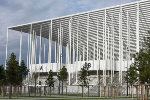 Matmut Atlantique Stadyumu / Herzog & de Meuron
