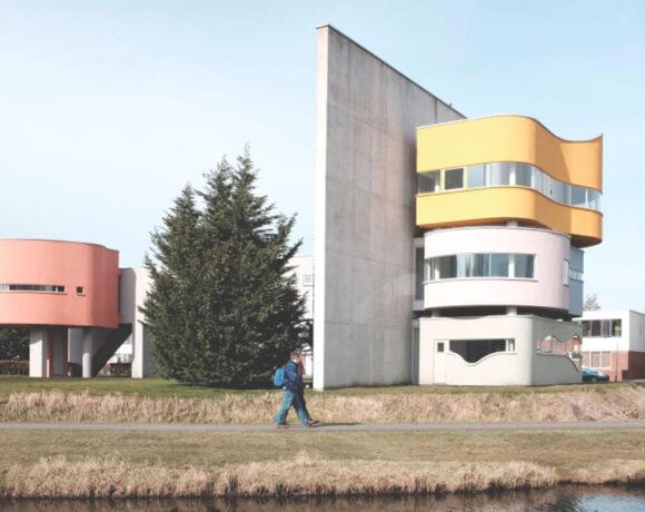 Duvar Ev 2 (Wall House 2) / John Hejduk